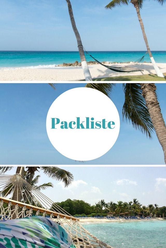 Packliste Fernreise: Tipps & Checkliste für deinen Urlaub. Liste zum Abhaken für Dokumente, Zahlungsmittel, Technik, Kleidung, Körperpflege und Reiseapotheke. #Packliste #Fernreise #Checkliste #Urlaub #Reise