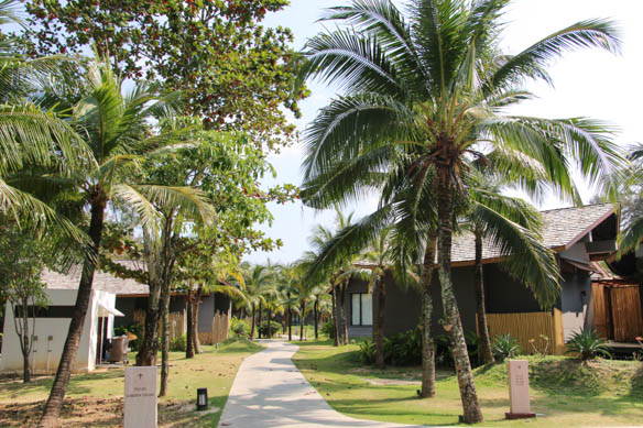 Twin Lotus Resort Anlage