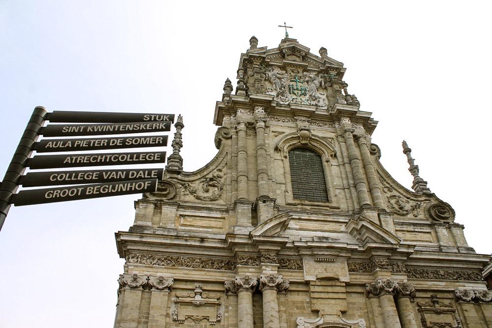 Kirche Leuven