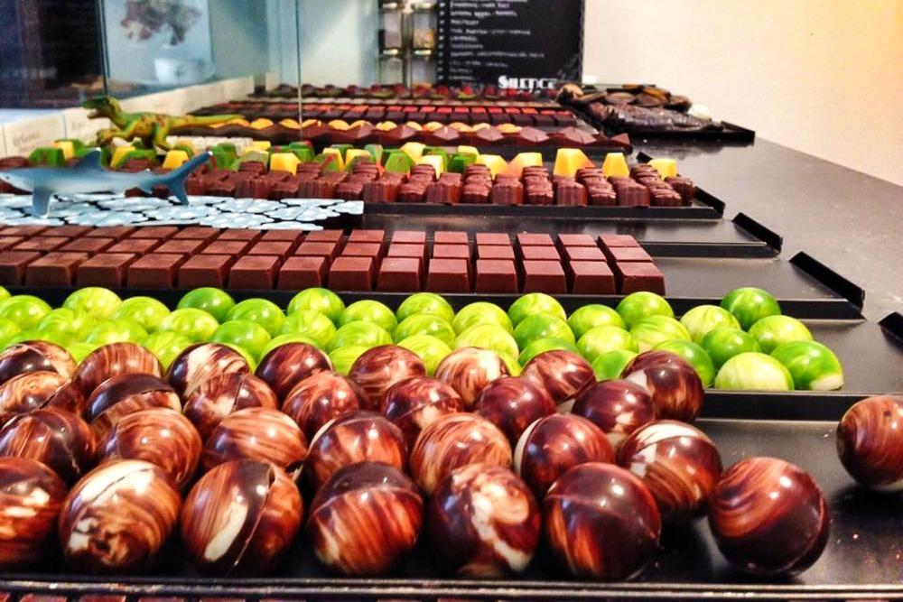 Schokolade Leuven