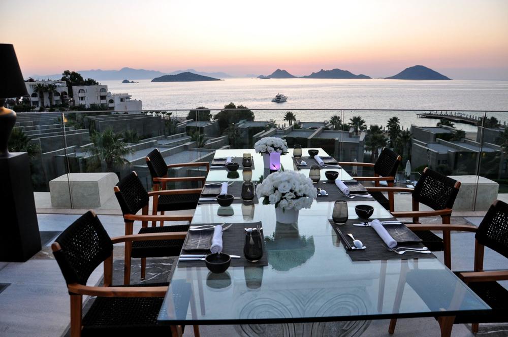 10 Roof Restaurant Swissotel Bodrum Beach