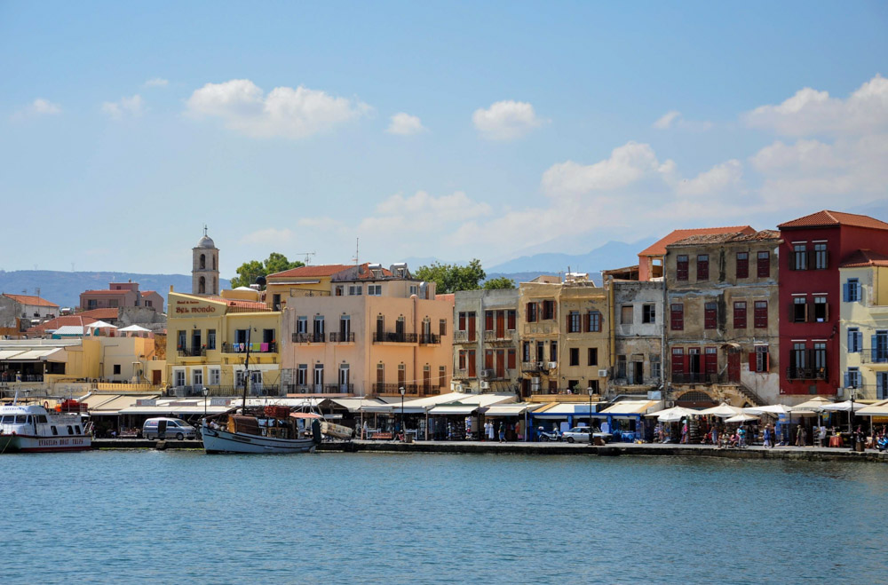 12 Chania Venezianischer Hafen