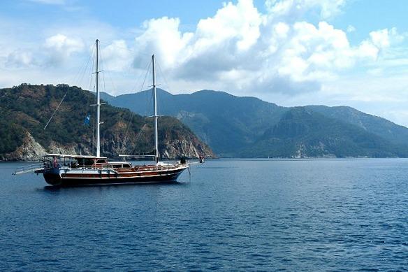 Blaue Reise - Türkei