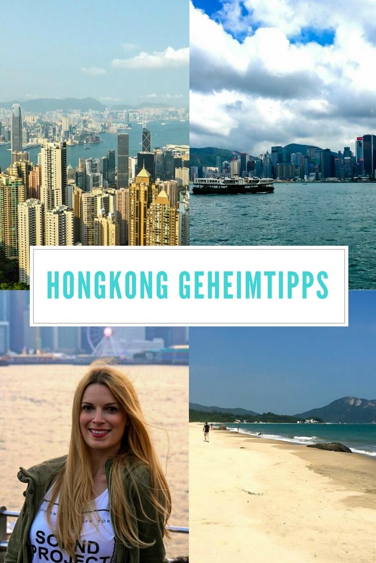 """Hongkong: Geheimtipps einer Einheimischen. Bloggerin Kaja lebt seit einem halben Jahr in Hongkong. Die Stadt in China habe ich gerade erst besucht und mich gleich verliebt. Kaja meint: """"Hongkong bietet die perfekte Mischung aus Großstadt, Natur und Strandurlaub."""" In diesem Artikel teilt sie ihre Insidertipps mit euch - alles was ihr für den Hongkong Besuch wissen müsst."""