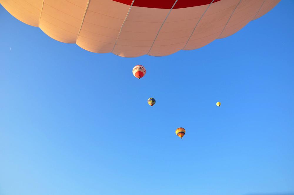 Kappadokien Ballonfahrt - Ballons