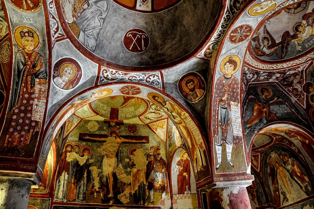 Kappadokien Türkei - Höhlenkirche