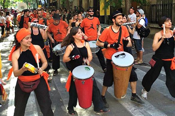 Parade_Barcelona