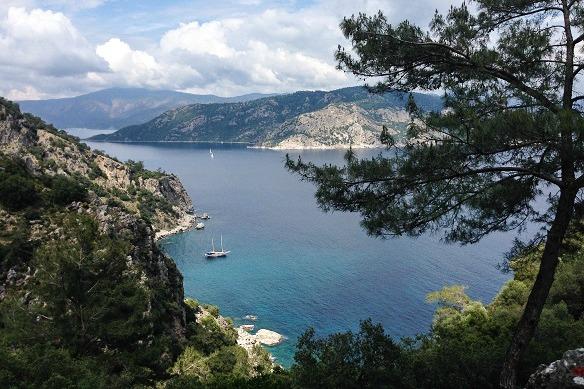 Urlaub im August - Türkei