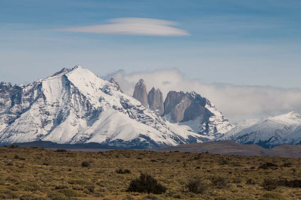 Patagonien in Chile
