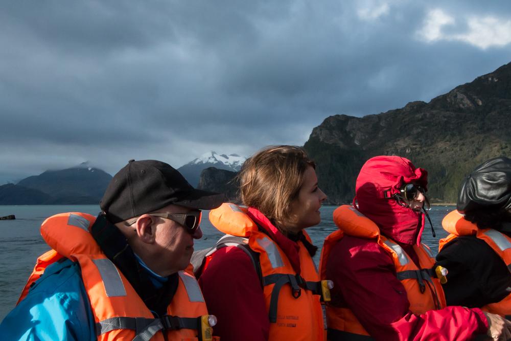 Expeditionskreuzfahrt Chile