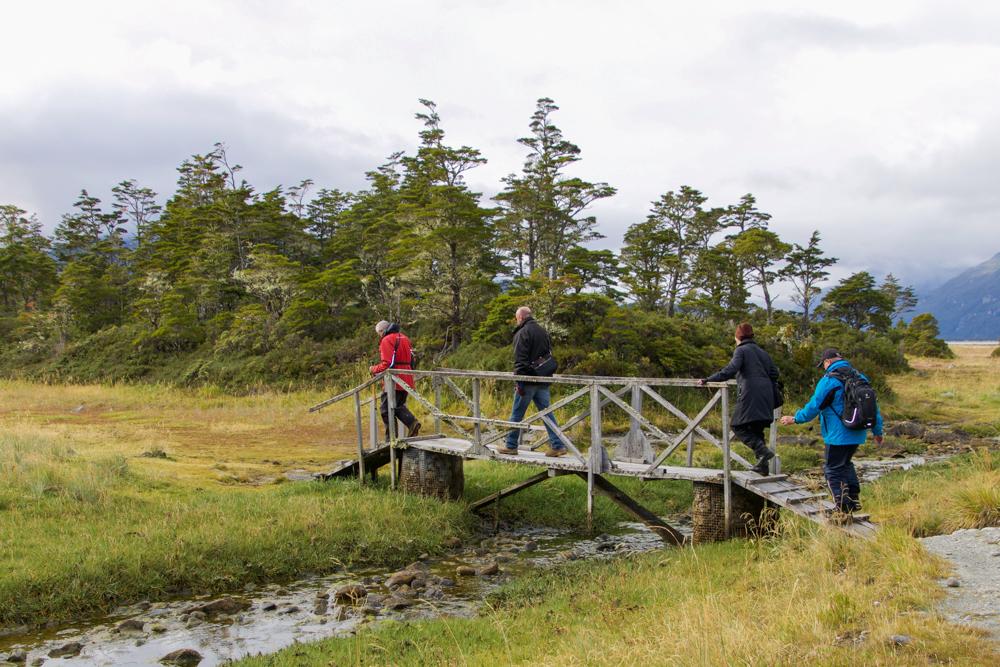 Kreuzfahrt in Patagonien und Feuerland