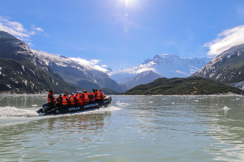 Kreuzfahrt in Chile