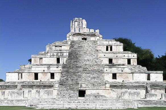 Edzna - Yucatan