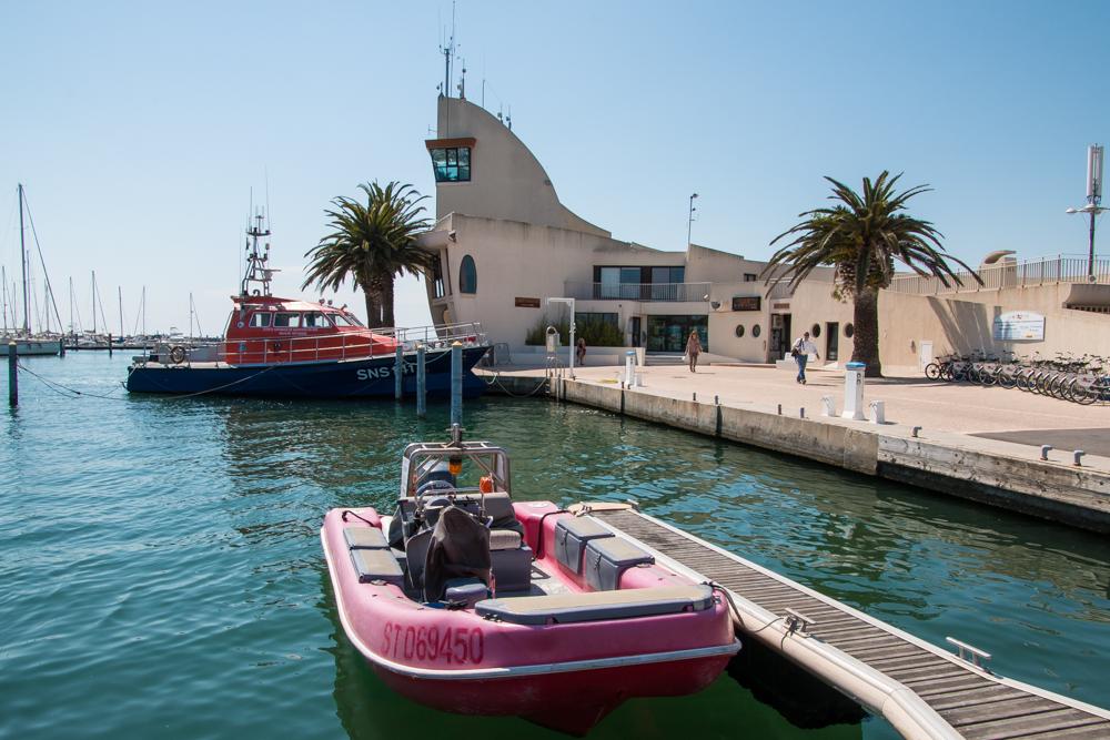 Hafenrundfahrt Port Camargue