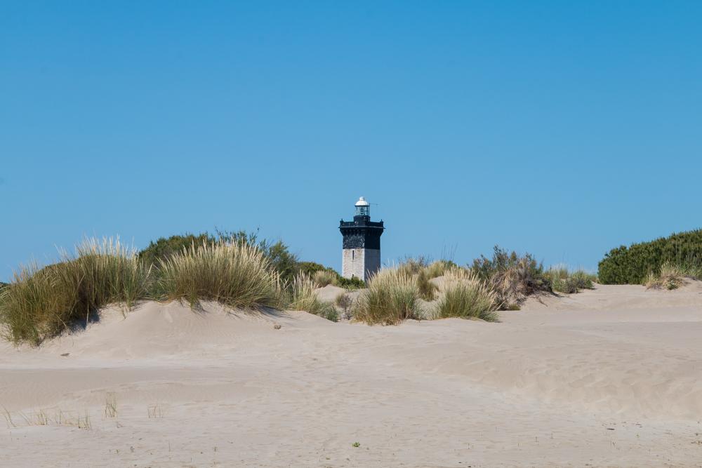 Leuchtturm in Südfrankreich