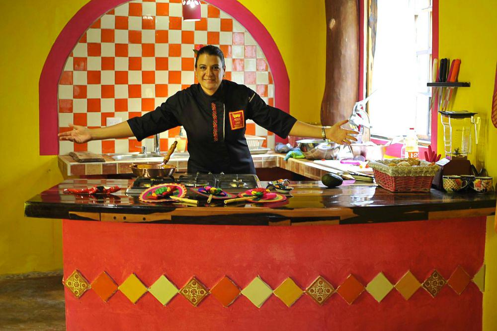 Mexico Lindo Cooking 2