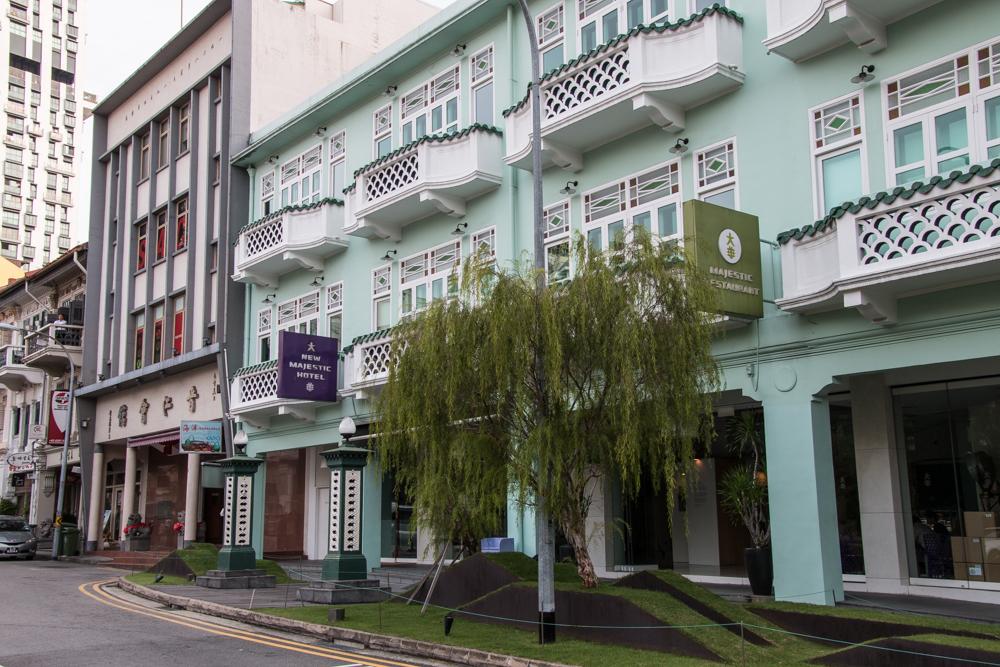 New Majestic Hotel Singapur