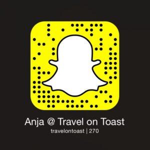 Reiseblog - Snapchat