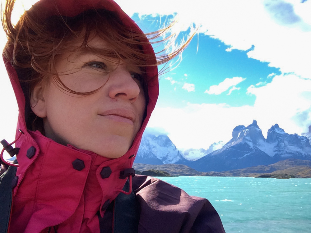 Reiseblogger Anja Beckmann in Chile