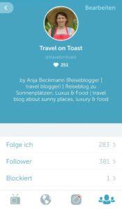 Reiseblogger - Periscope
