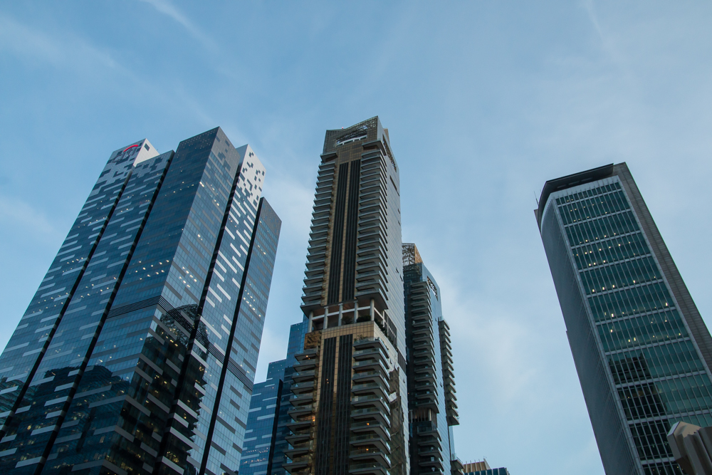 Skyscraper Singapore