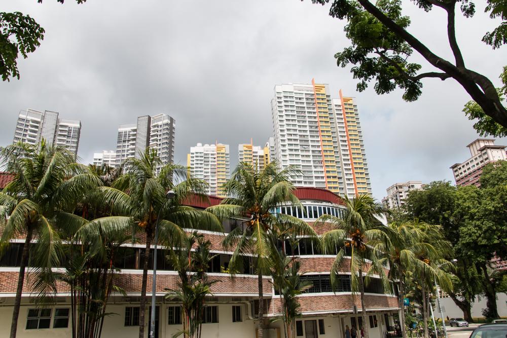 Stadtbild Singapur
