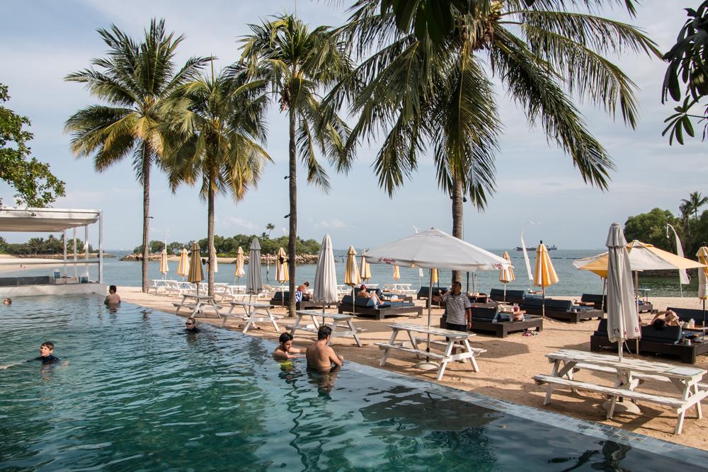 Tanjong Beach Club Sentosa Singapore