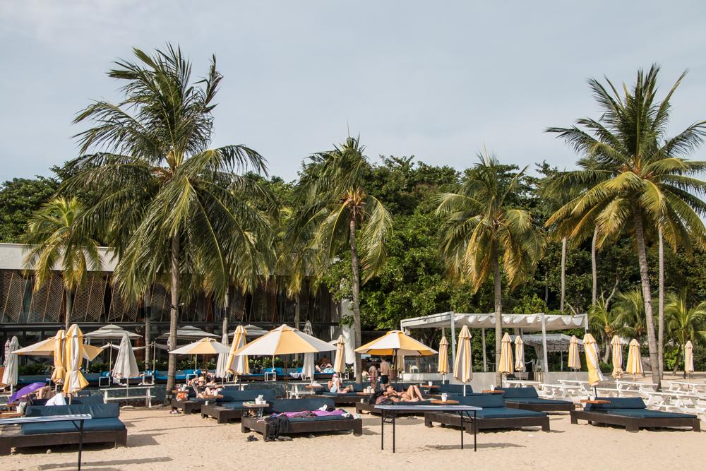 Tanjong Beach Club Sentosa Singapur