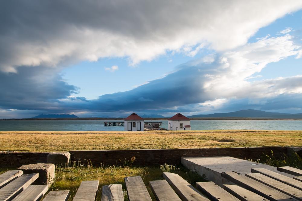 The Singular in Patagonien