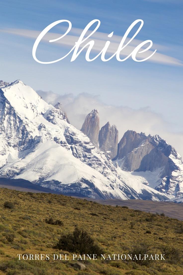 Nationalpark Torres del Paine in Patagonien, Chile. Lies dazu den Bericht mit vielen Fotos auf meinem Reiseblog.