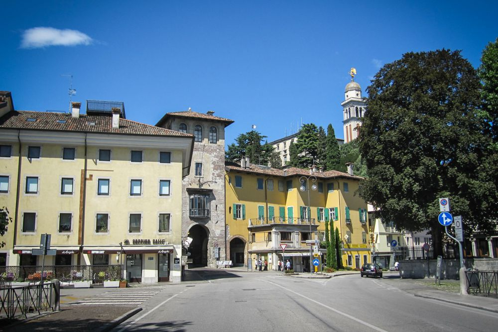 Udine in Friaul