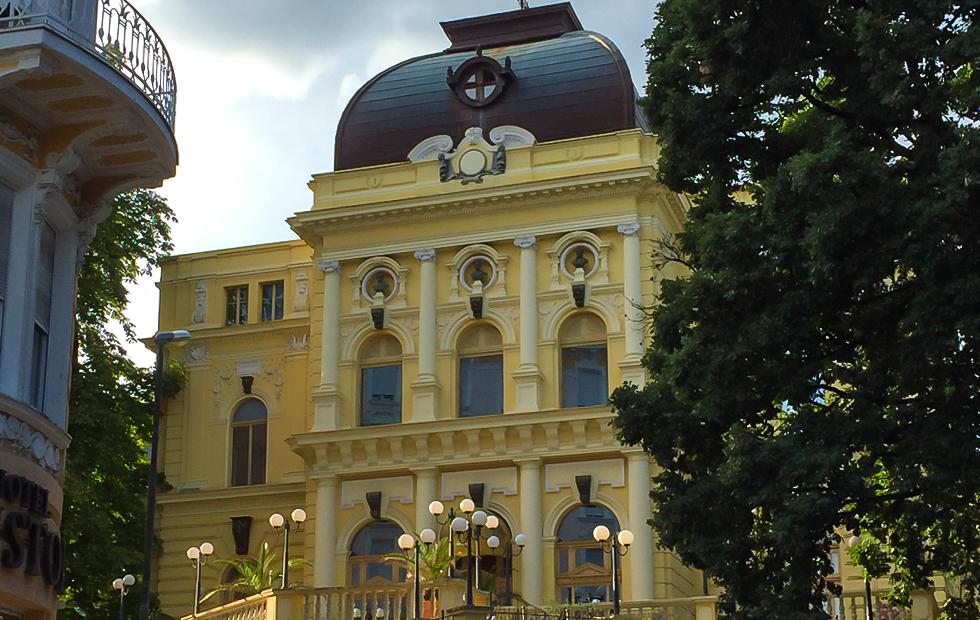 02 Kroatien Oper Opatija