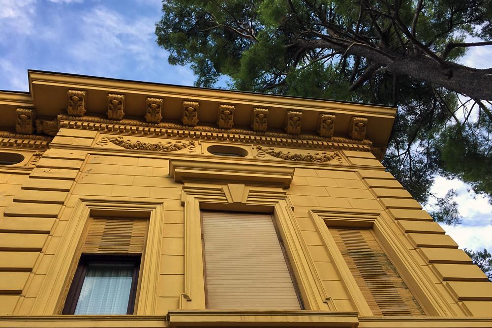 04 Alte Villa Opatija