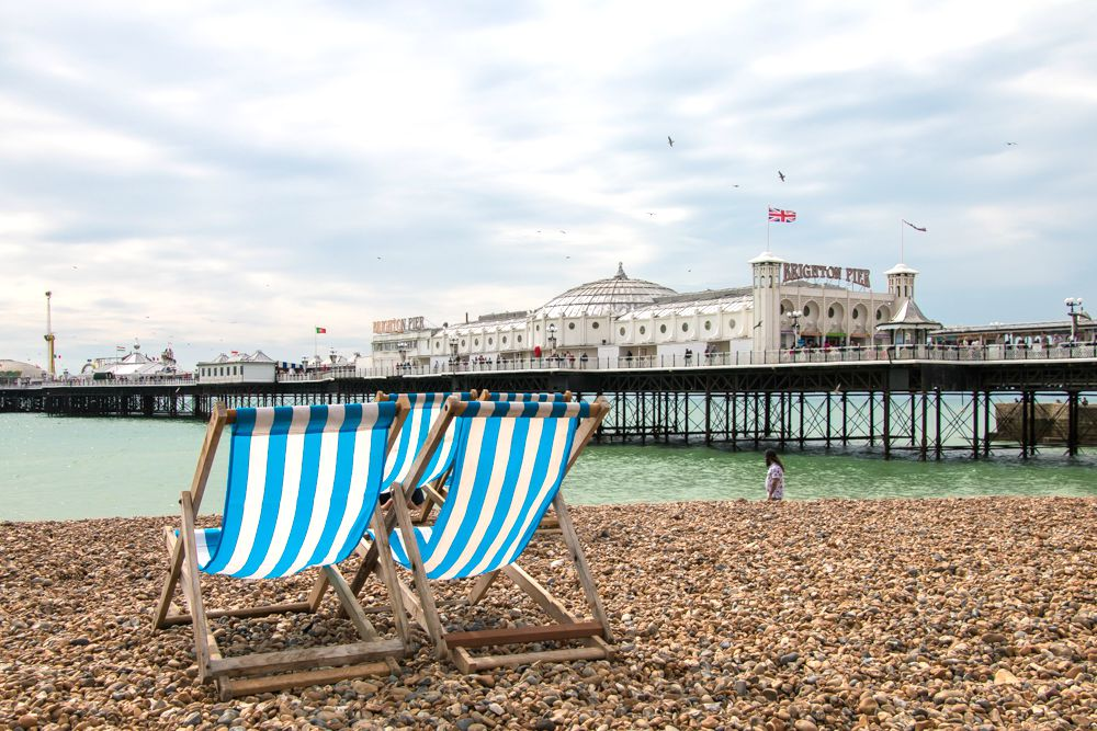 1 Brighton Beach - Brighton Pier