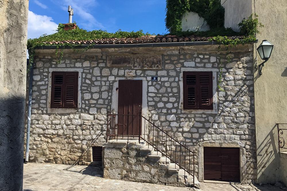 11 Krk Stadt Kroatien