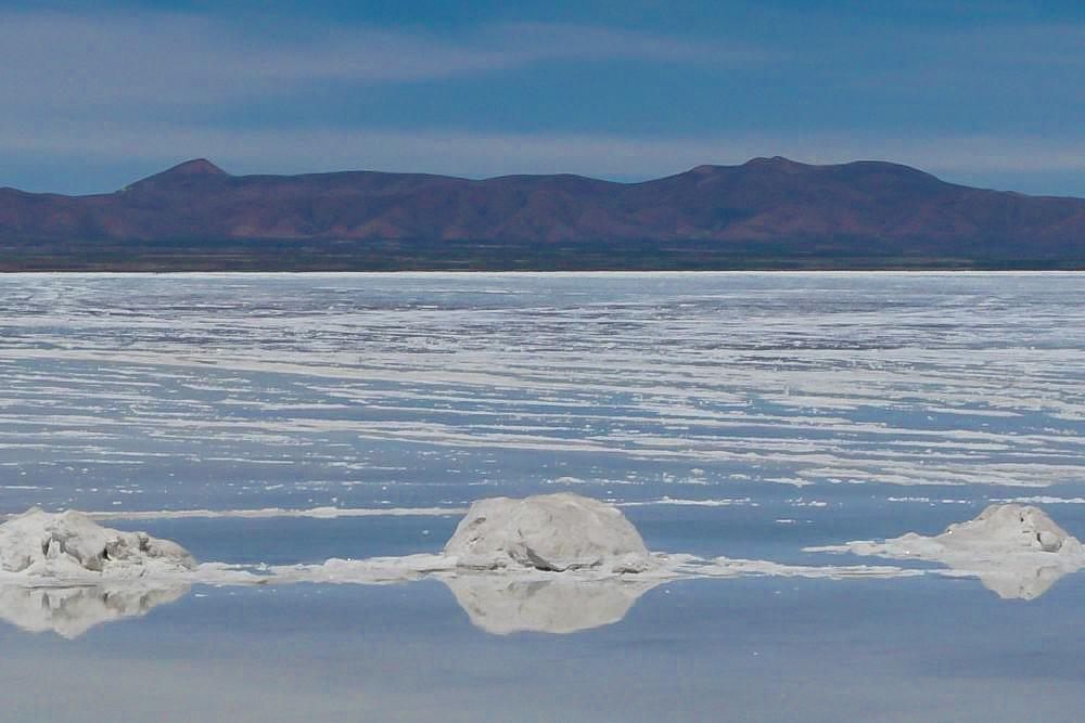 Reiseziele - Bolivien - Salar de Uyuni