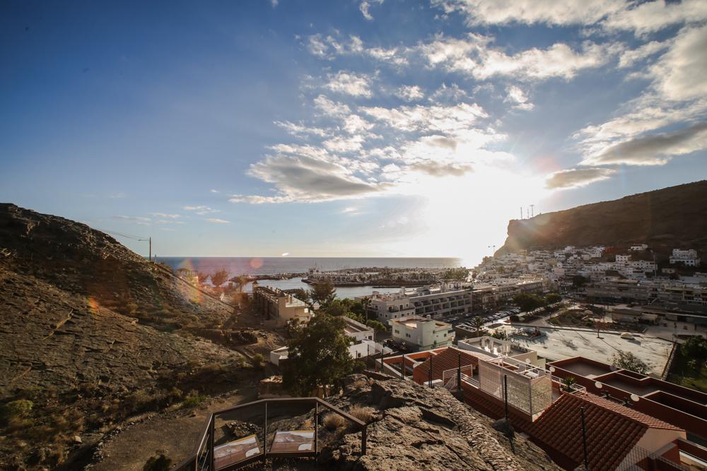 2. Gan Canaria Landschaft