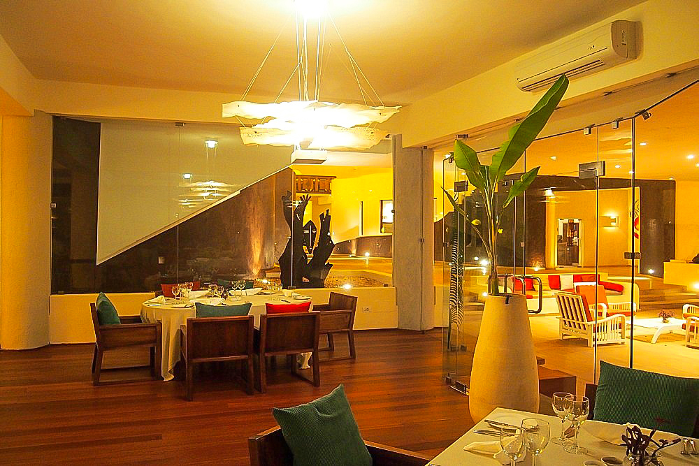 Abendessen im Essque Zalu Zanzibar