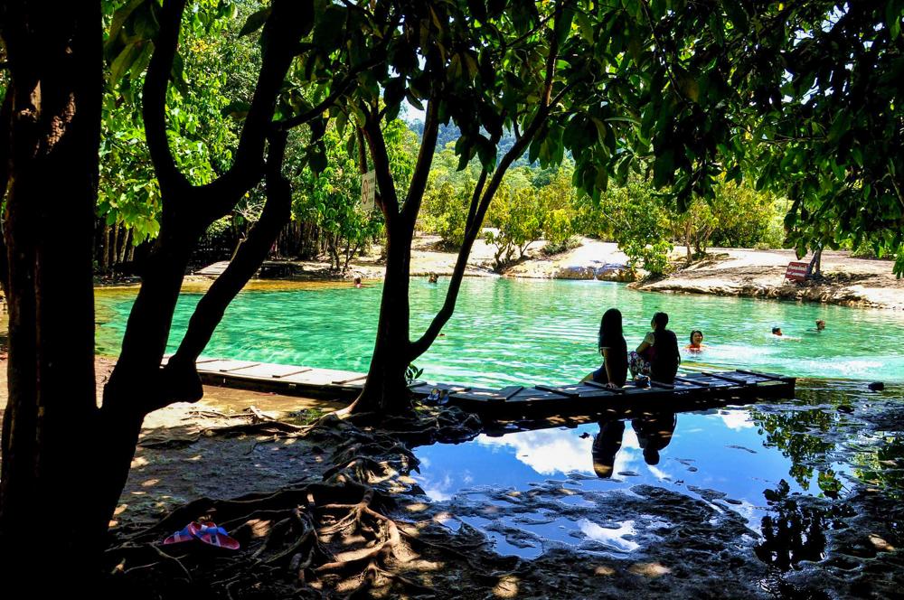 3_Krabi Dschungeltour Regenwald Emerald Pool