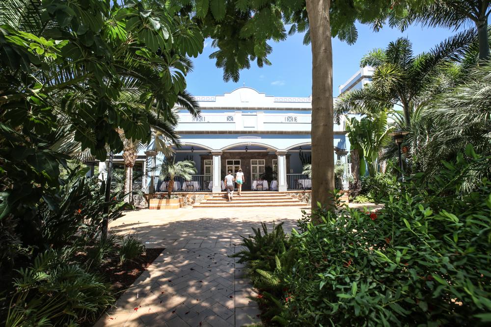 4. Cordial Mogán Playa Garten