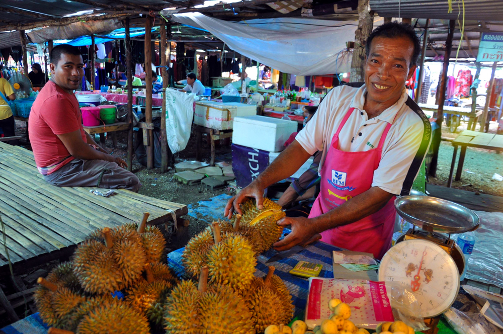 Durian in Krabi