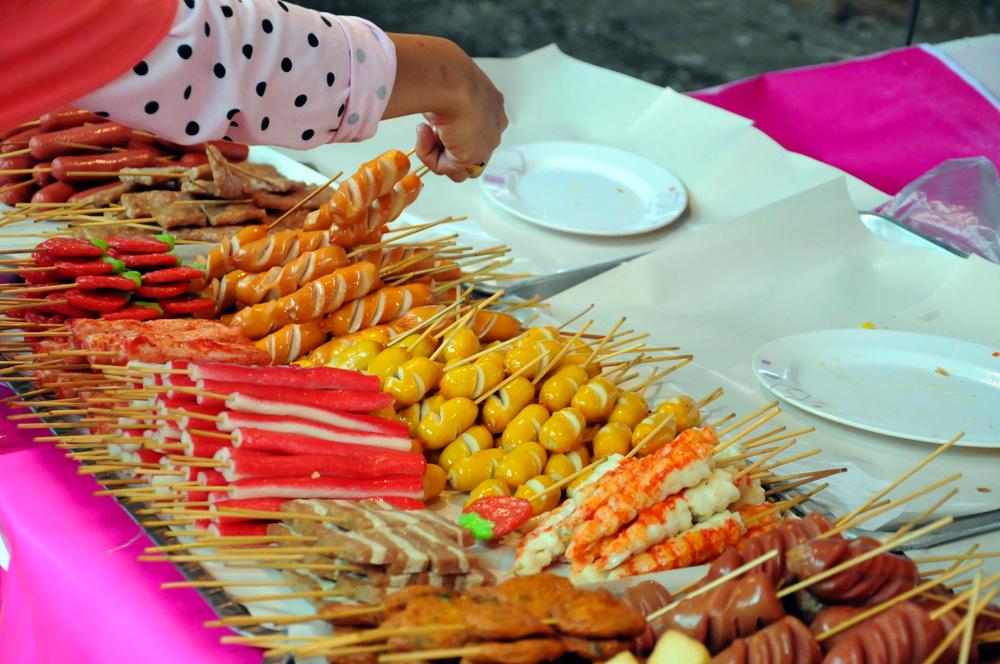 Markt Klong Muang
