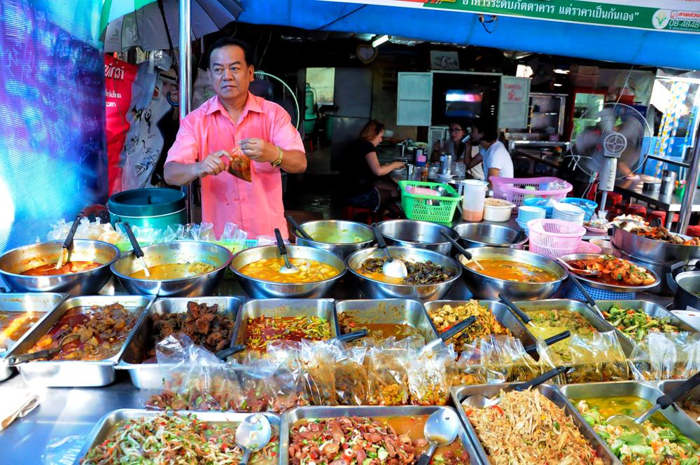 Markt in Krabi Town