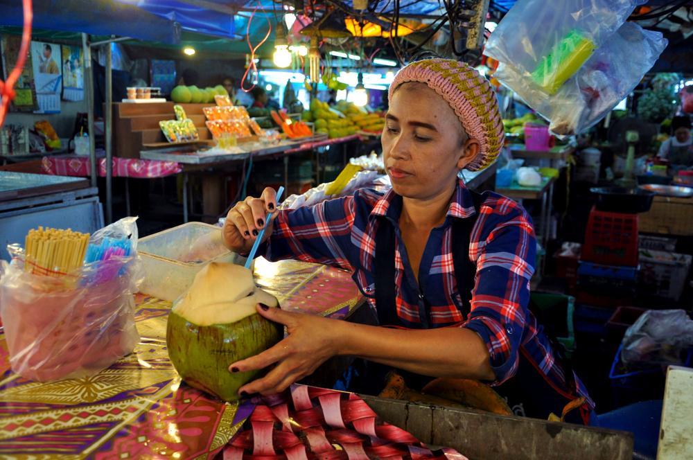 Markt Krabi Town