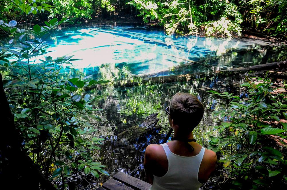 9_Krabi Dschungeltour Regenwald Blue Pool