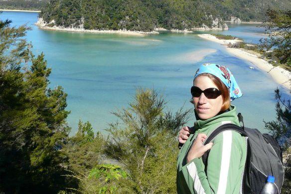In Neuseeland - Reiseblogger Anja Beckmann