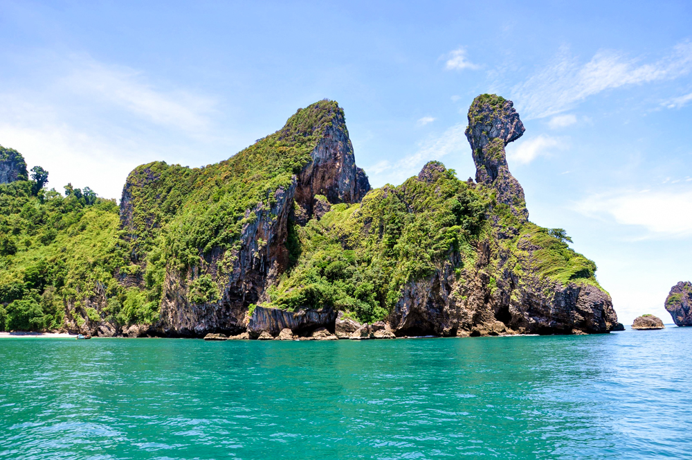 Chicken Island 4 Islands Tour Krabi Thailand