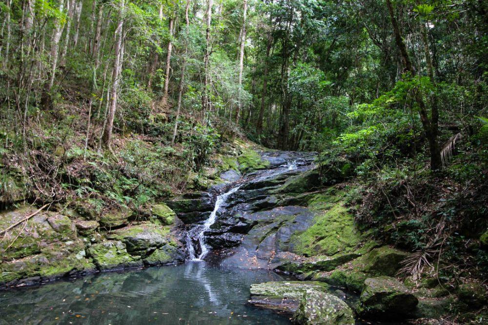 Konalilla Falls