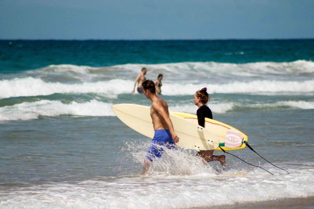 Mooloolaba Surfers