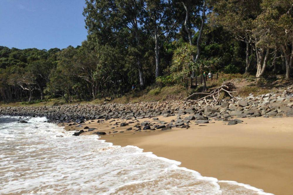 Tea Tree Bay Beach